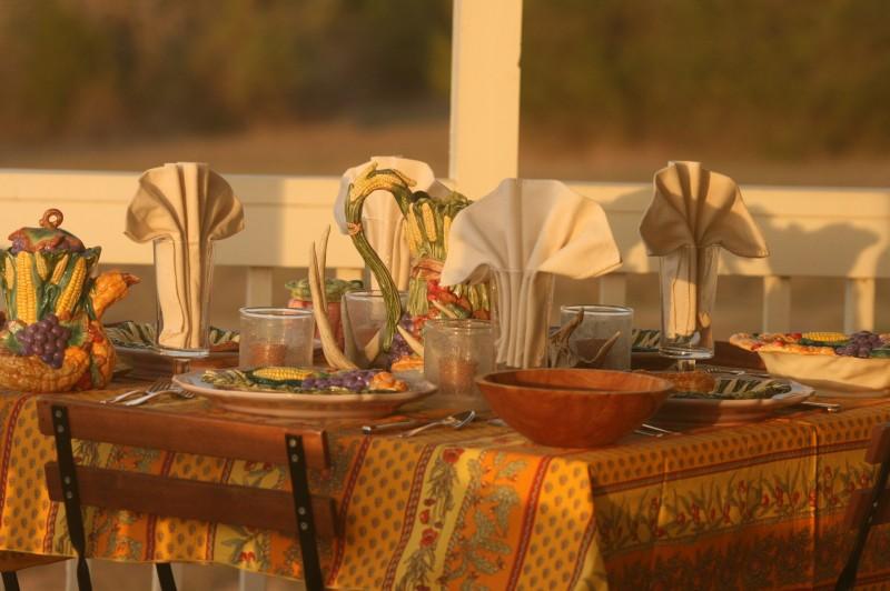 Thankful for Thanksgiving - Cedar Hill Farmhouse
