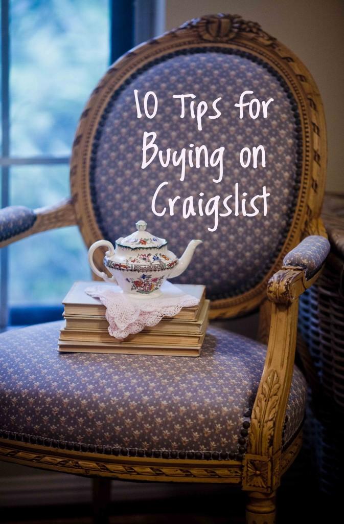 crailglist buying tips