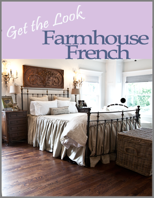 8 ways to add farmhouse French style to your home