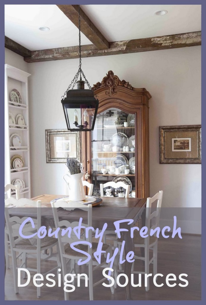 country french design resources