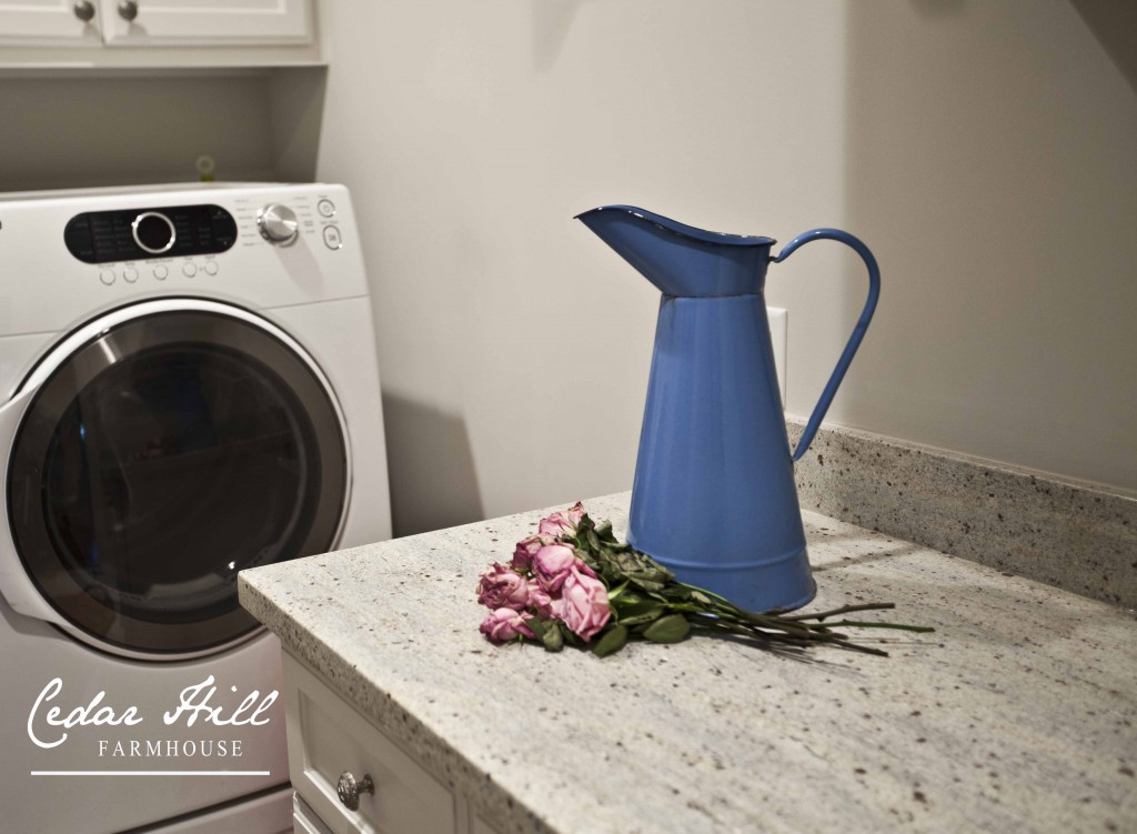 laundry room pitcher