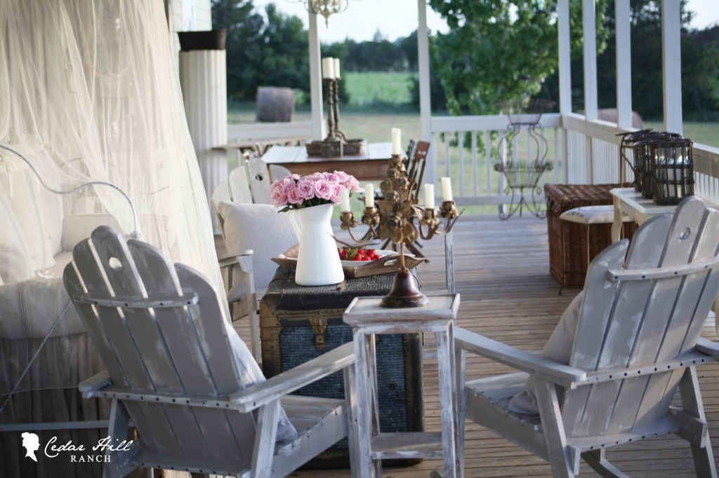 long porch