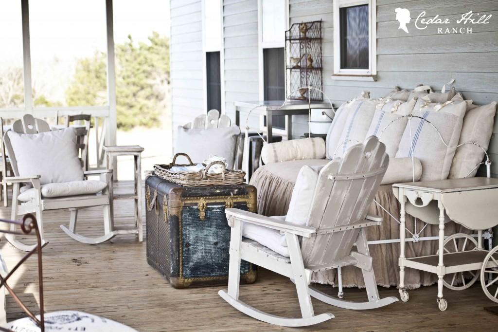 back porch bed