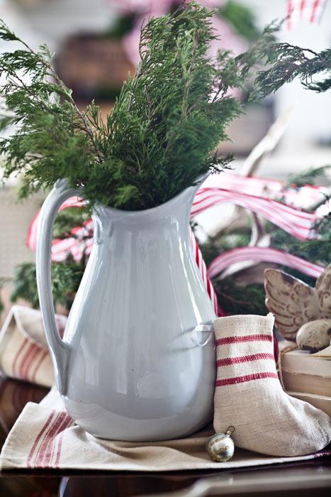 greenery-in-vase