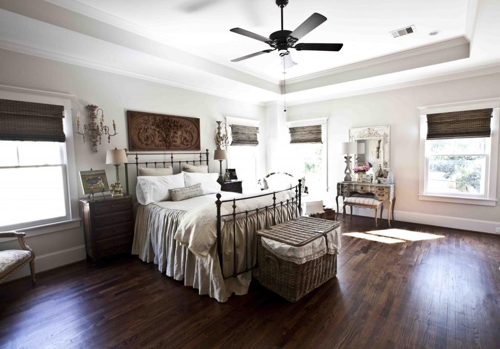 shades bedroom