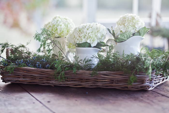 hydrangeas-in-a-basket