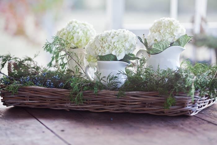 hydrangeas-in-a-basket