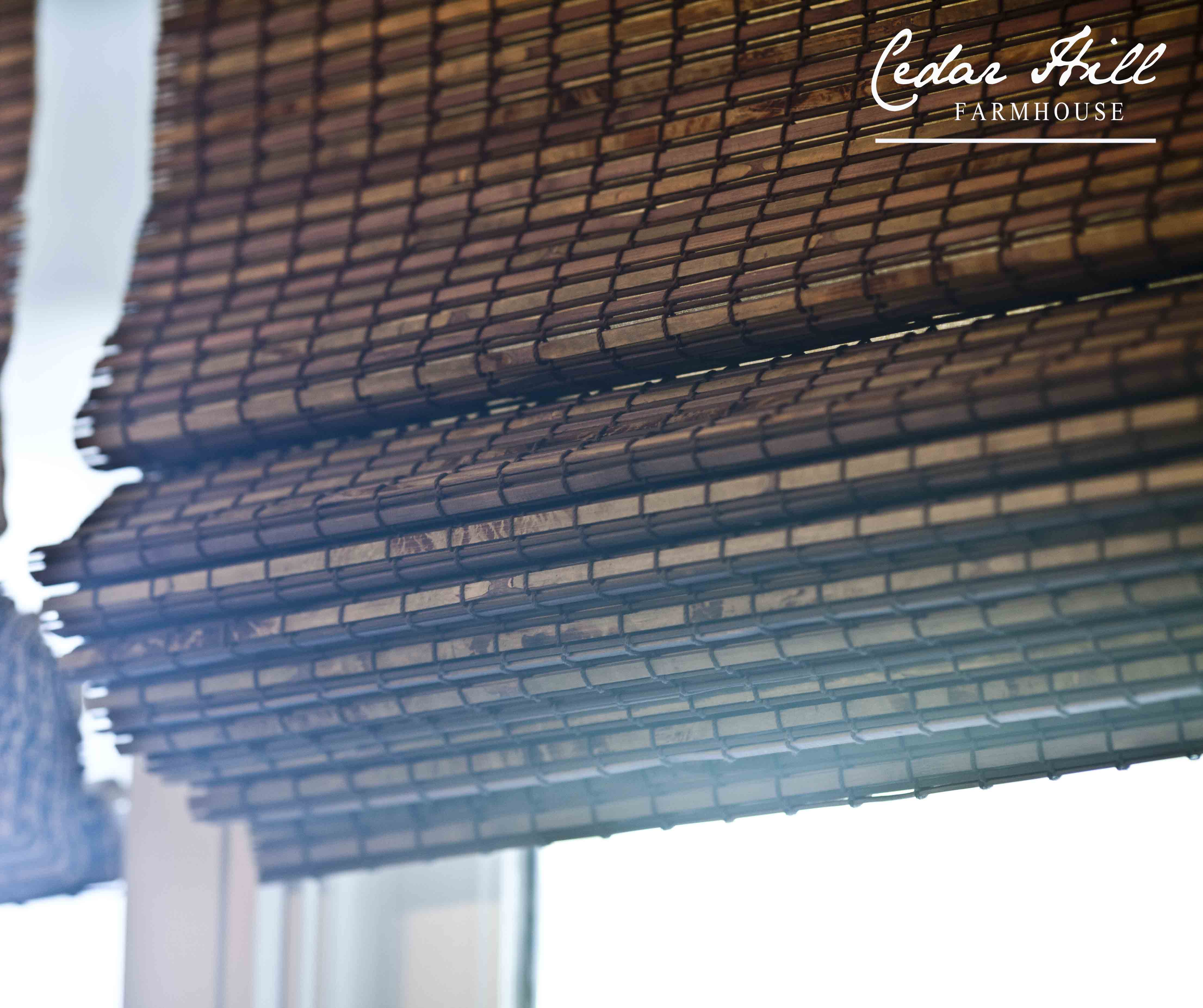 Window Blinds Sources And Information Cedar Hill Farmhouse