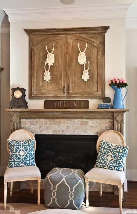 blue-fireplace
