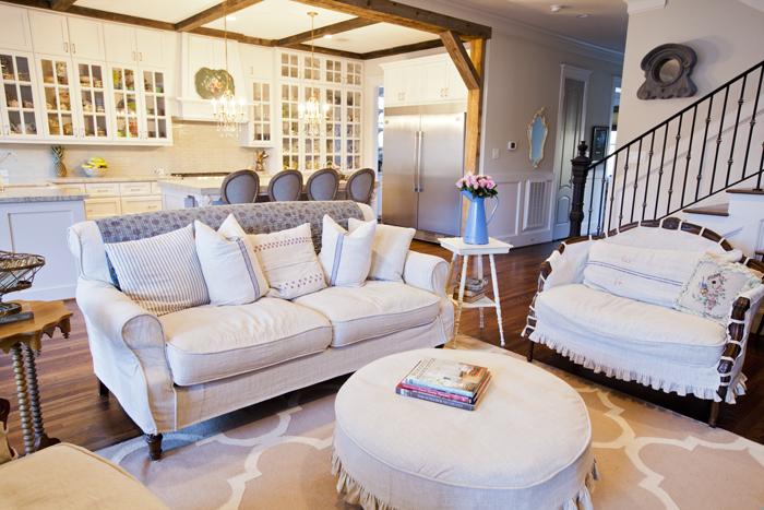 quilt on sofa 2