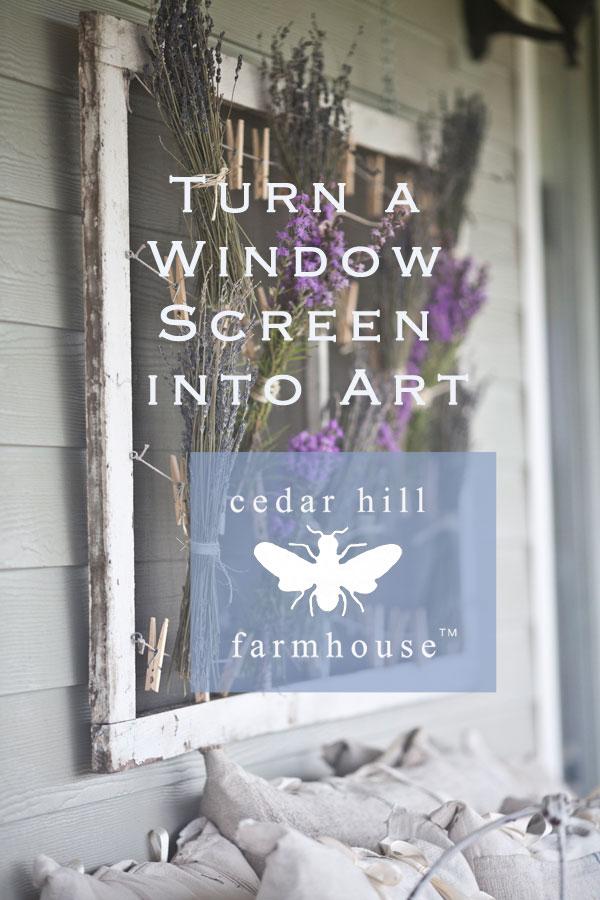 window-screen-art