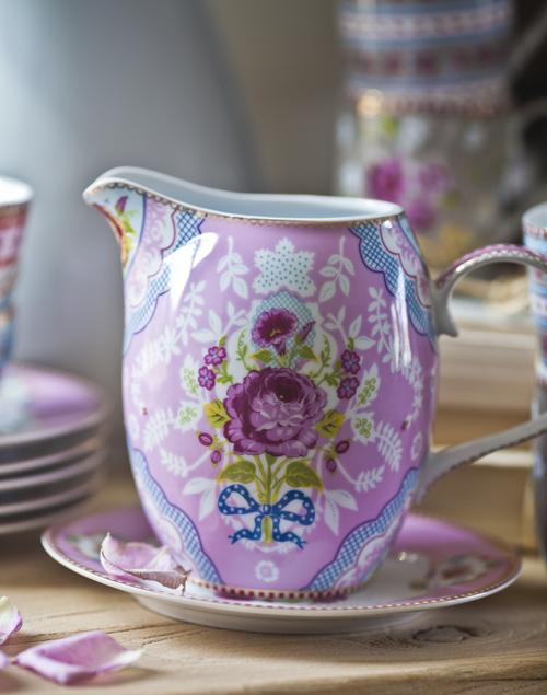 cream pitcher