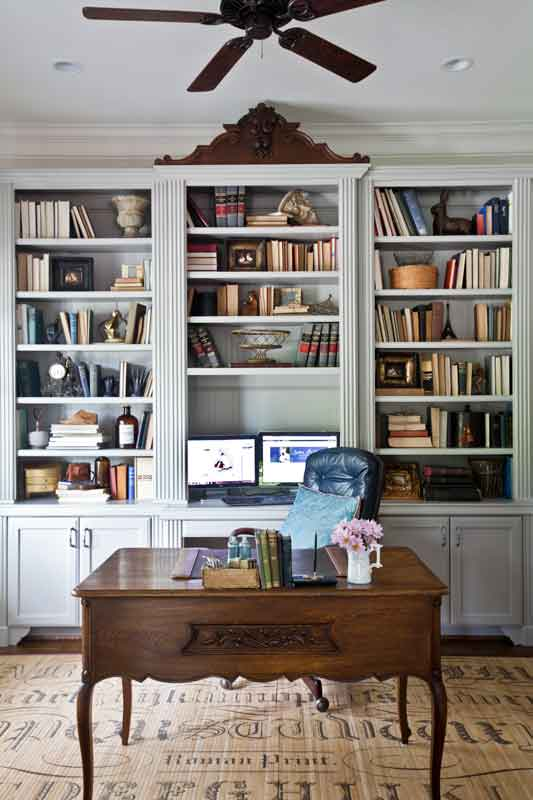 French-office-with-French-desk