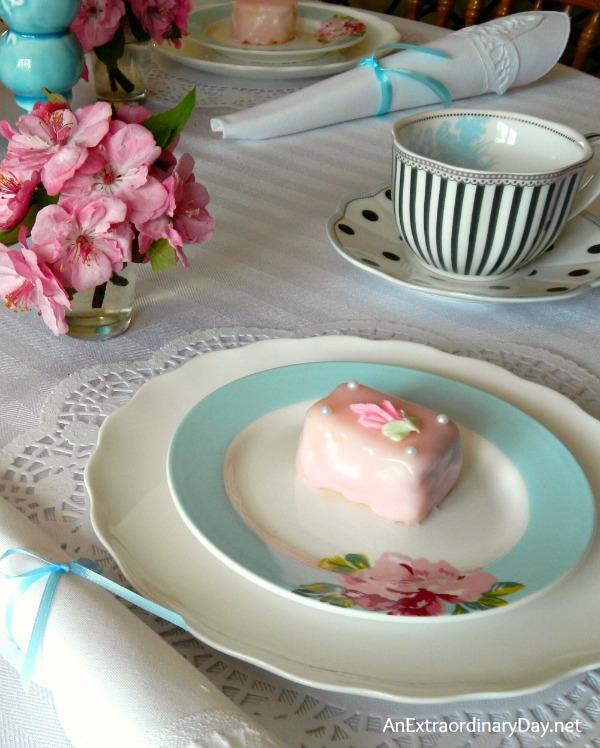 Petit-Fours-for-Tea-AnExtraordinaryDay.net_
