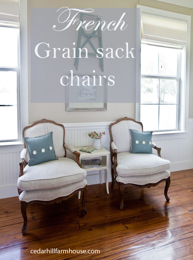 grain-sack-French-chairs 2