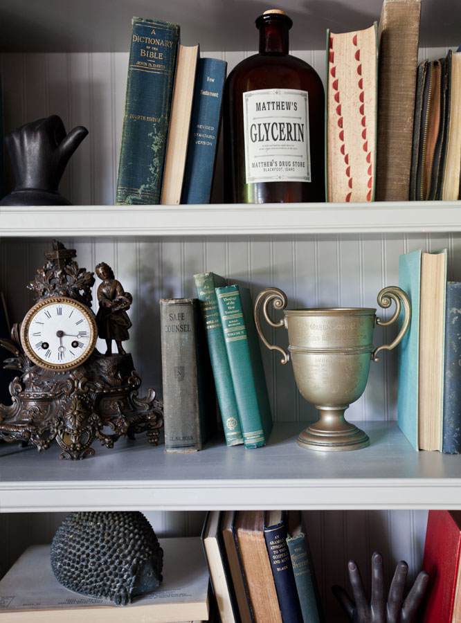 trophy-in-bookcase
