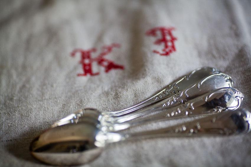 French-silverware
