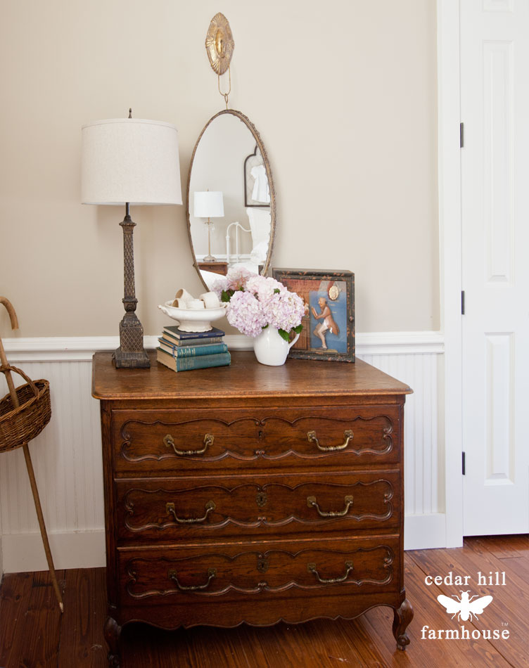 antique-French-chest