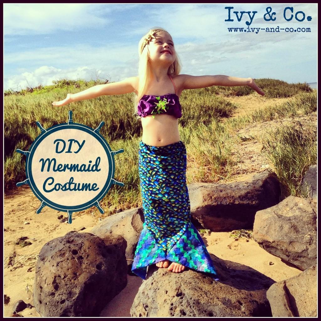 mermaid diy