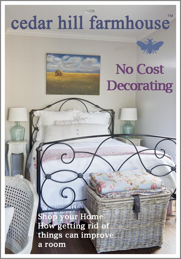 no cost decorating