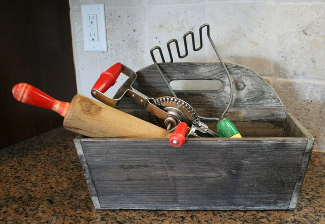 vintage-kitchen-tools-in-tote-box