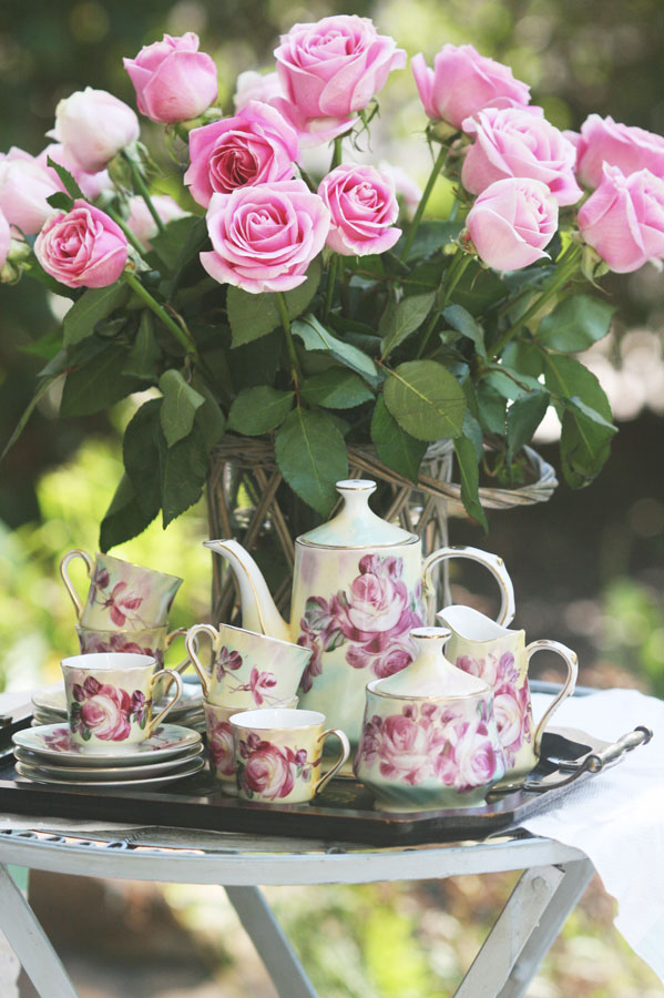 Limoges-tea-set