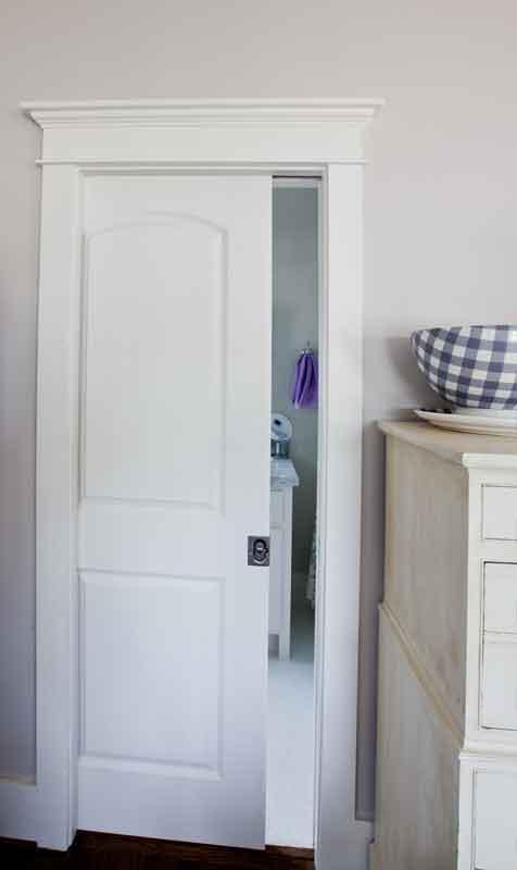 bath-door