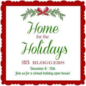 Christmas blog tour