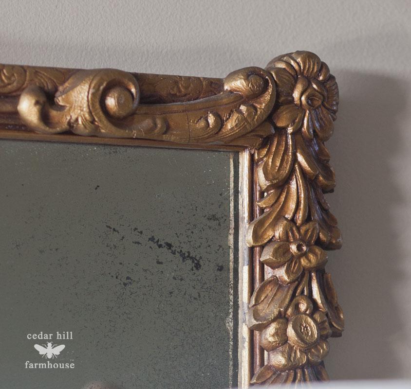 antique-gold-mirror