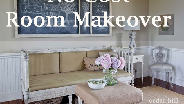 No Cost Home Makeover