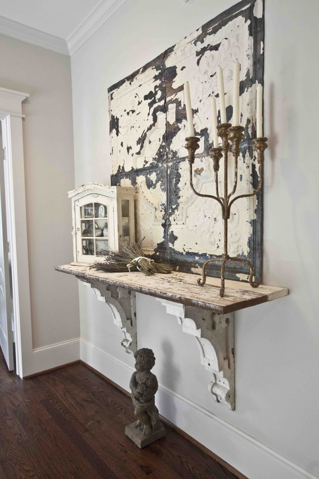 antique corbels