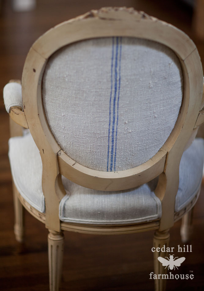 back-of-french-grain-sack-chair