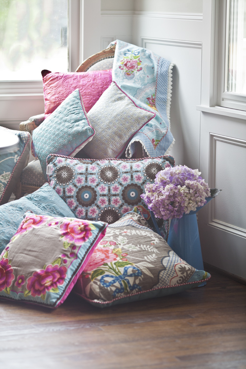 chair of pillow