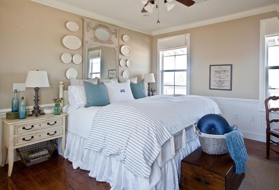French Bedroom Reveal - Cedar Hill Farmhouse