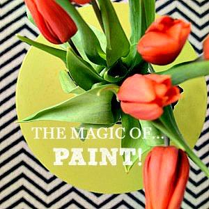 THE MAGIC OF PAINT-stonegableblog.com