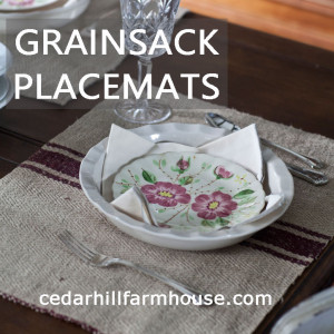 grain-sack-placemat-with-strpe-budget-event