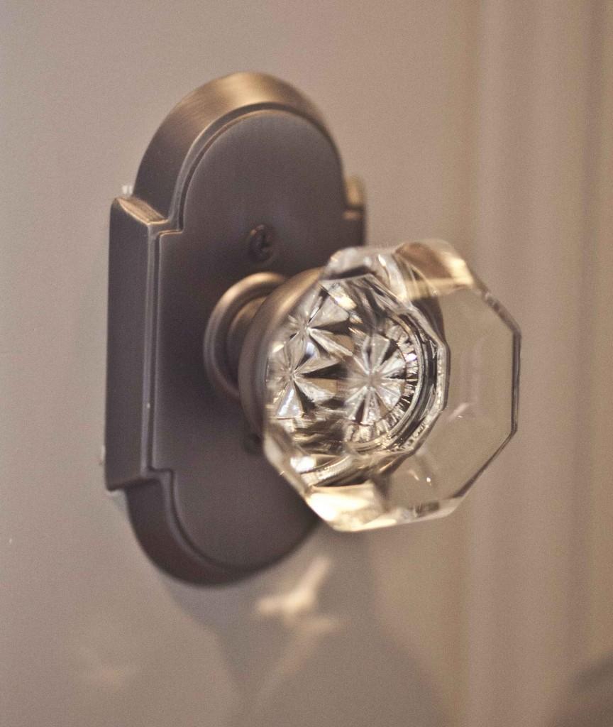 pantry door knob