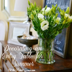 summer entry table 300x300 atthepicketfence.com