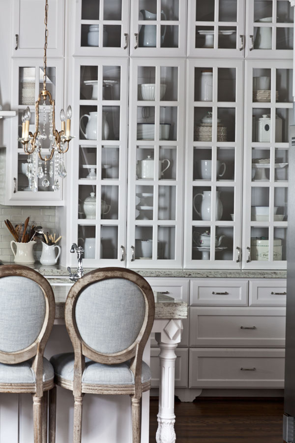 white-glass-front-cabinets