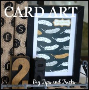 CARD ART-DIY TIPS AND TRICKS-stonegableblog.com