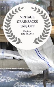 READER grainsack discount