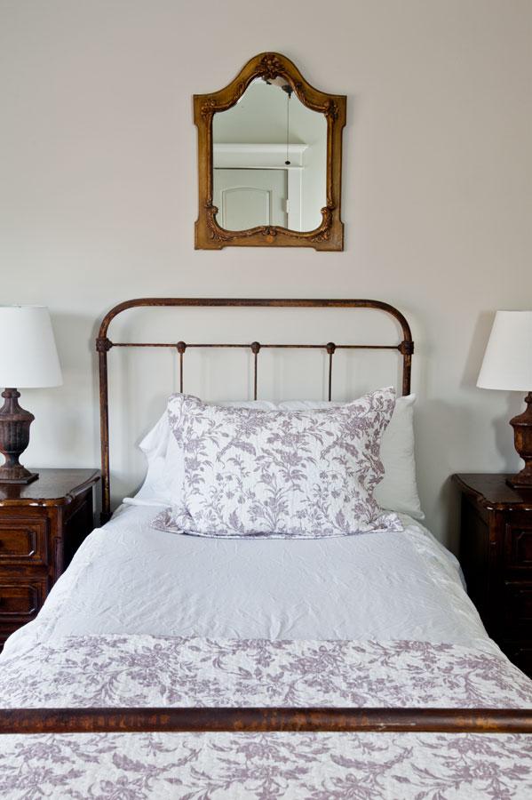lavender-bed