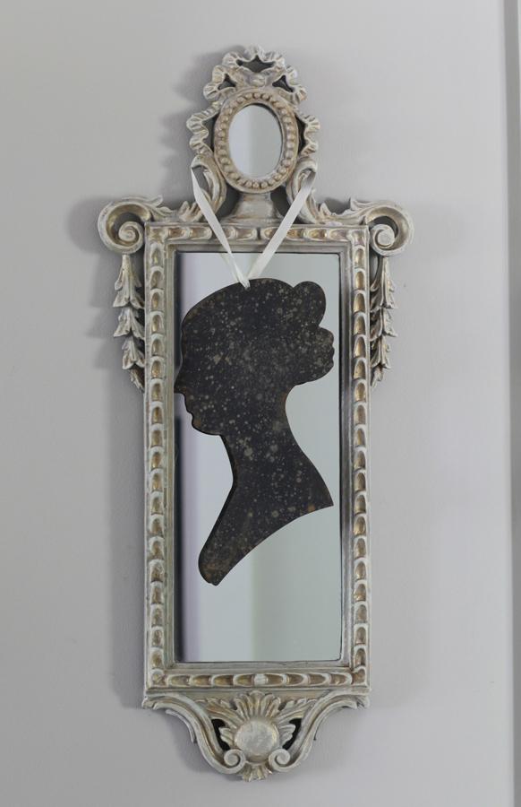 figure of lady