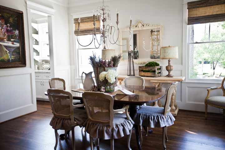 Dining Room With Slips