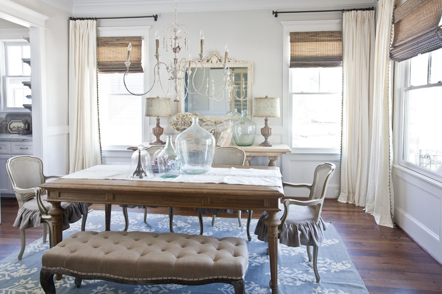 dining room curtains and valances | Have you made these decorating mistakes? - Cedar Hill ...
