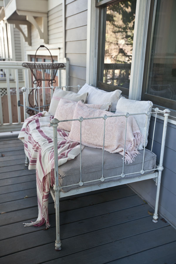 Popular The girls u beds are new as opposed to being antique iron beds