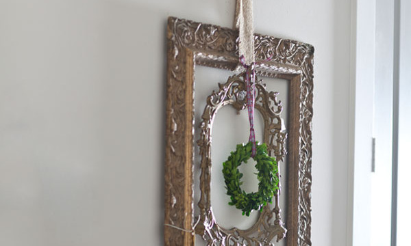 How to Use Old Frames