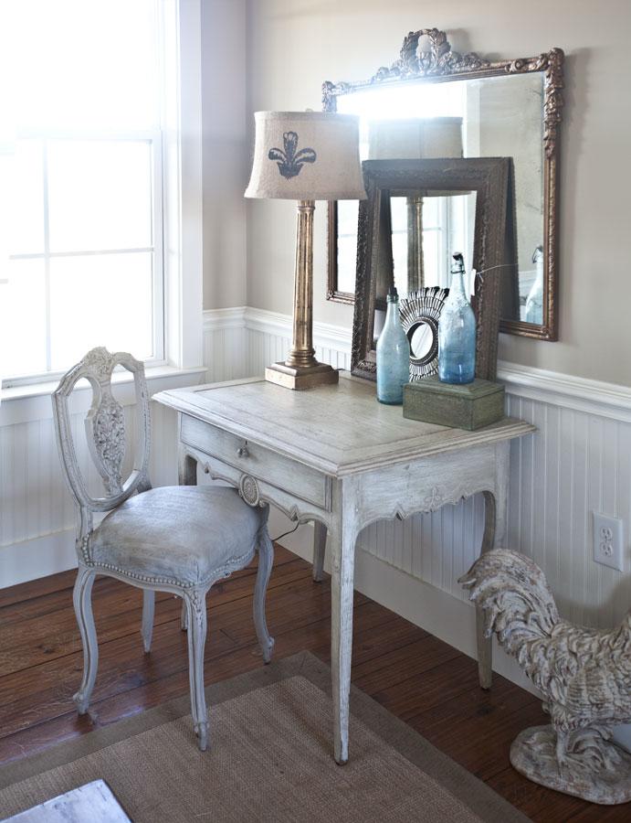 gray-french-desk