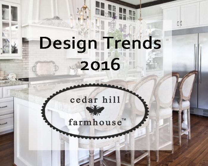 design trends 2016
