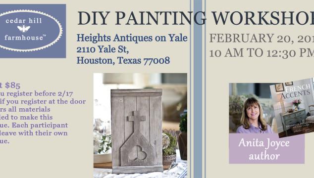 DIY Paint Workshop